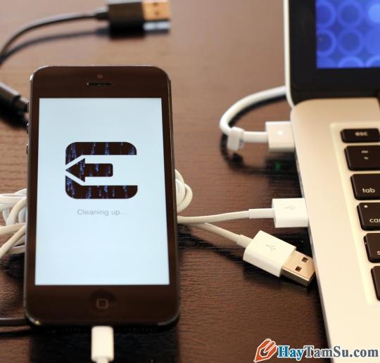 iPhone đã bị jailbreak
