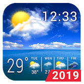 Weather Forecast & Live Wallpaper