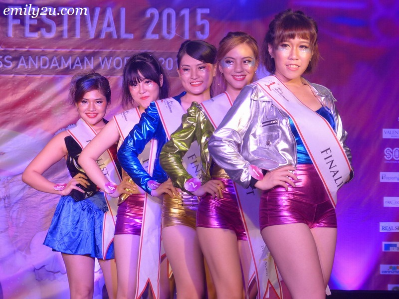 Miss Andaman World