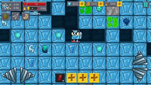 Digger Machine 2 - dig diamonds in new worlds 1.1.1 mod screenshots 5
