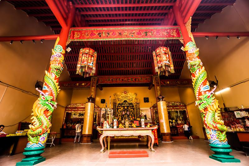 Kuala Lumpur Chinatown Guandi Temple3