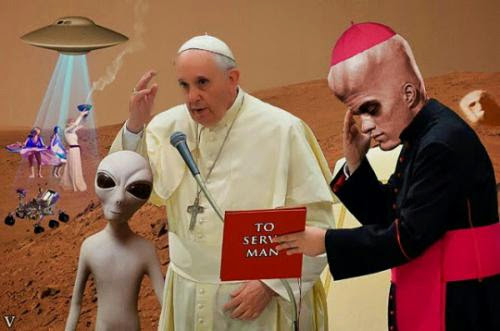 No Need To Baptize Aliens They Are The Gods Of The Bible