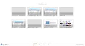 Chrome 12 Besuchte Webseiten