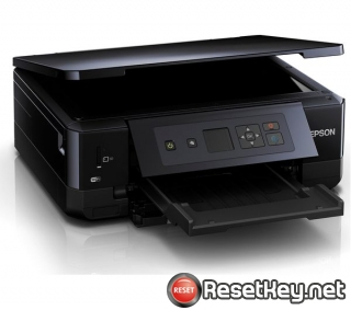 Reset Epson XP-540 ink pads are at the end of their service life