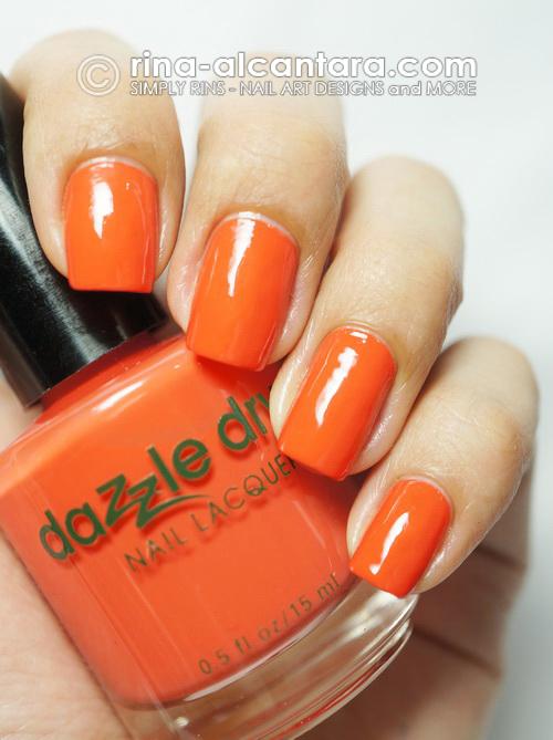 Dazzle Dry Orange Sorbet