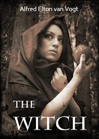 Cover of Alfred Elton van Vogt's Book The Witch
