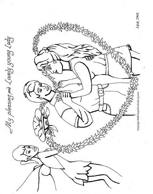 Coloring Pages Free Printable Love You Coloring Pages For