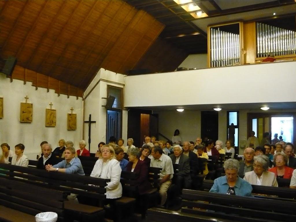 József testvér fogadalomtétele, 2011.09.24., Debrecen - P1010826.JPG