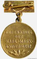 6001 KMUL Ehrennadel medailles