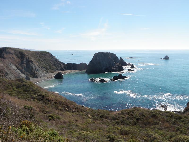 Levi's Gran Fondo • View from Coast Highway