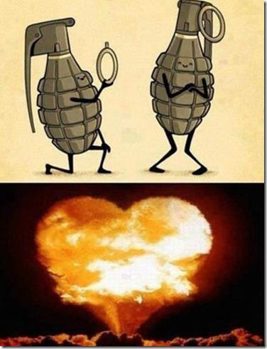 amor explosivo