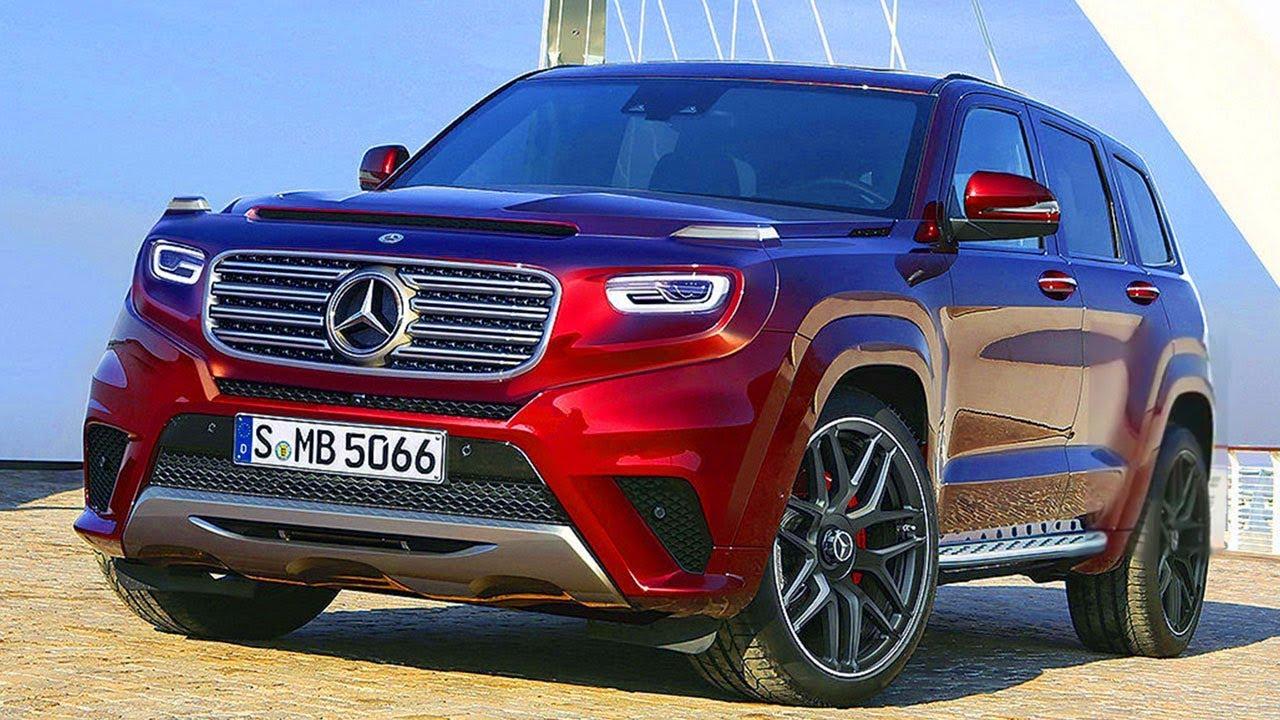 Super 2020 Mercedes Benz G Wagon Glg Concept