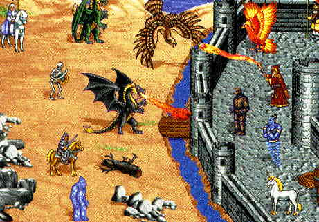 Heroes of Might and Magic II: The Succession Wars PC Hileleri
