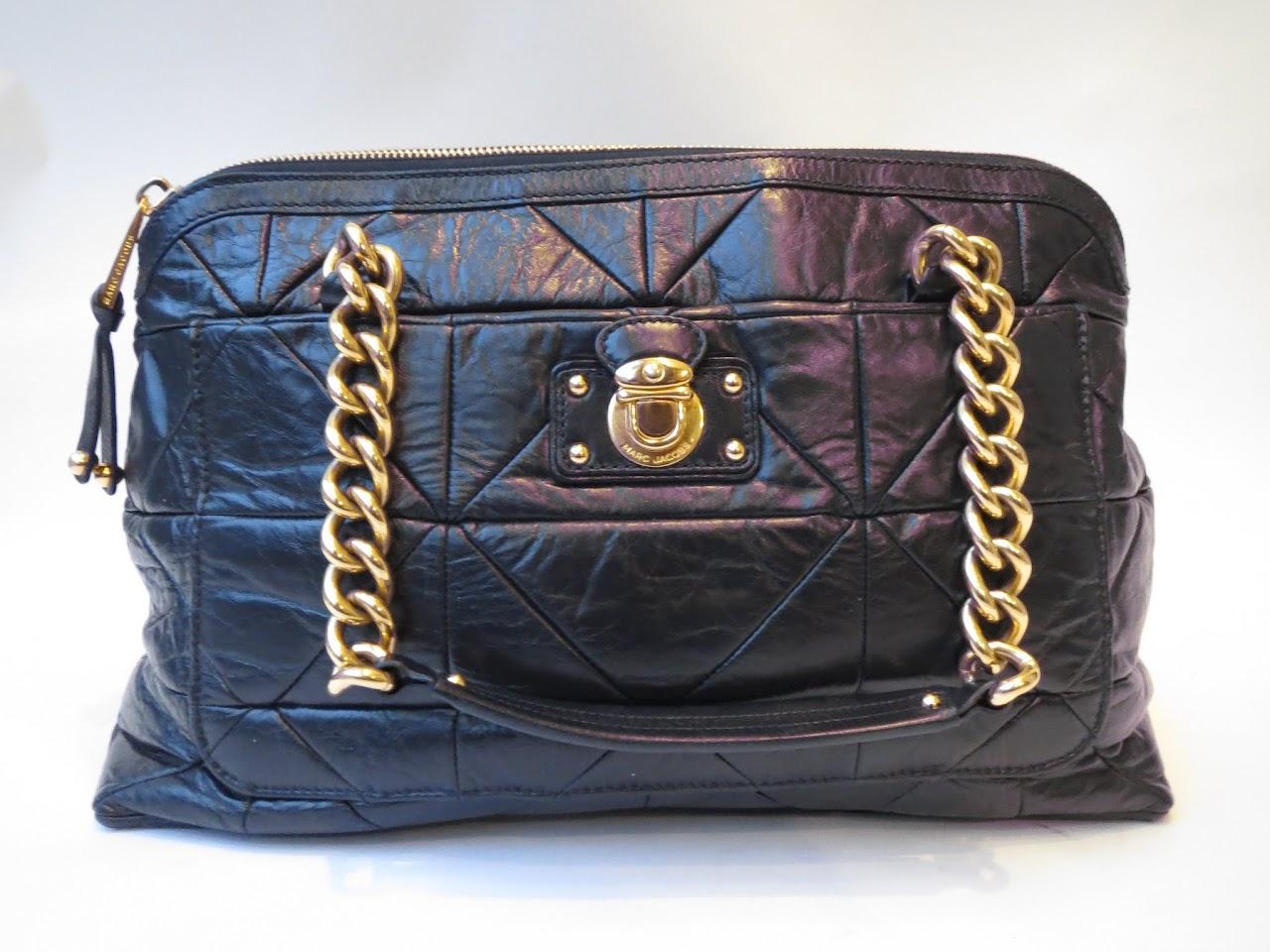 Marc Jacobs Quilted Shoulder Bag