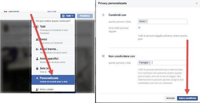 personalizzazione-privacy