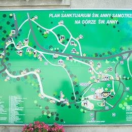 Pielg-ka minist. i dz. Maryi 2007 - Kamień Śl., Bardo Śl., Kłodzko, Góra św. Anny