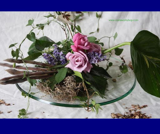 Schaal roze roos w.JPG