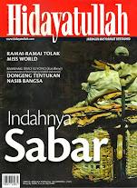 ebbok Hidayatullah Edisi Juli 2013