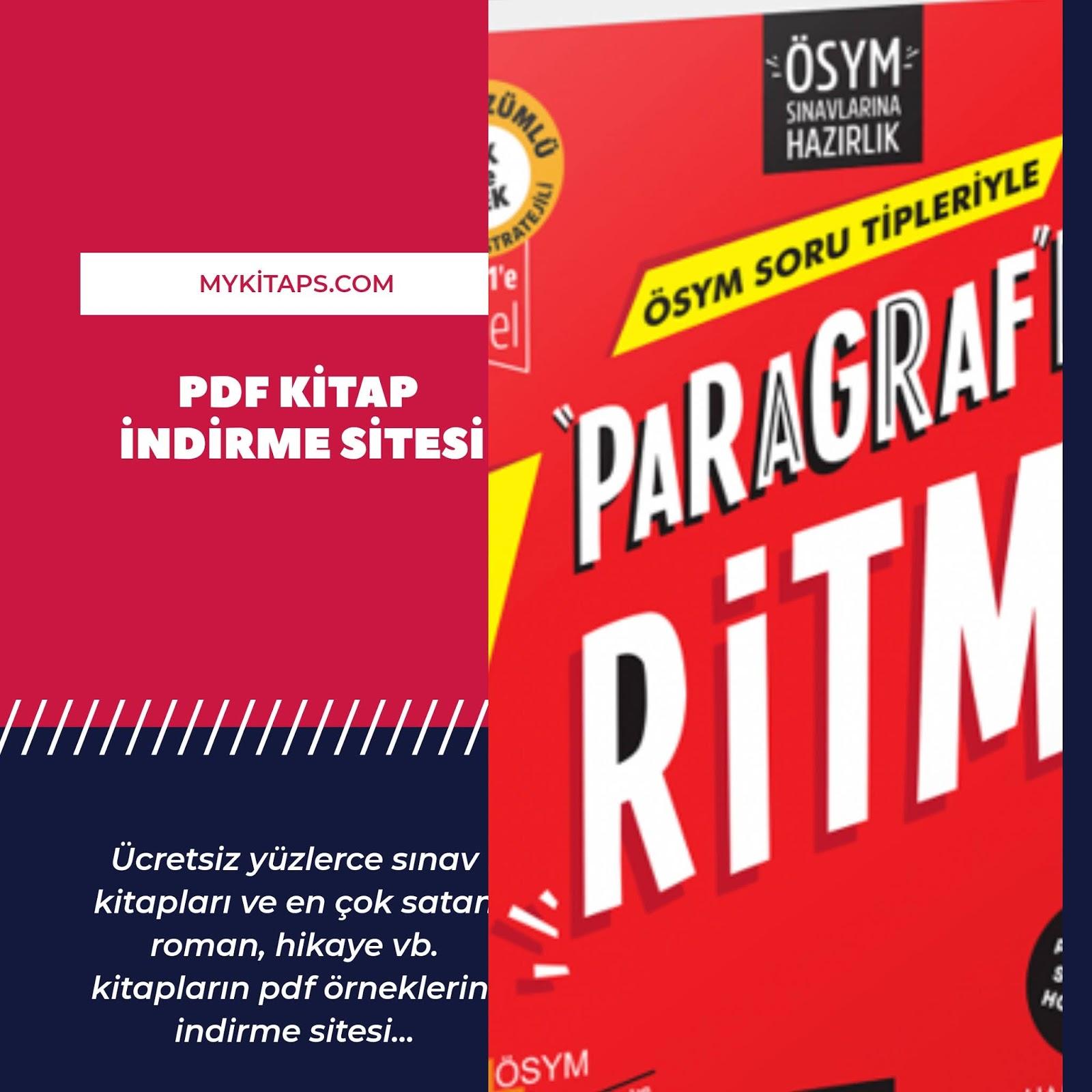 2021 Parargaf Soru Bankası PDF İndir - Parargafın Ritmi İndir - Arı Yayınları