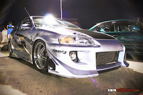 Modded Toyota Paseo