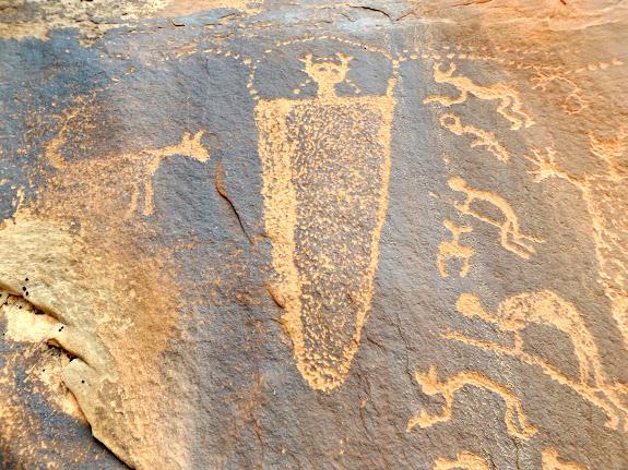Sevenmile petroglyphs