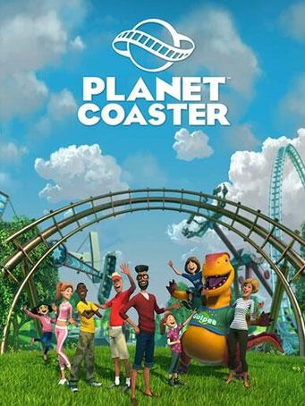 โหลดเกมส์ (PC) Planet Coaster สวนสนุกสุดหรรษา