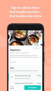 Deliveroo: Restaurant Delivery Aplicaciones (apk) descarga gratuita para Android/PC/Windows screenshot