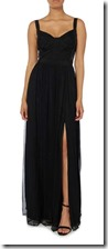 Adrianna Papell Sweetheart Neck Evening Gown