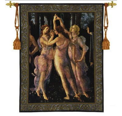 The Three Charities Or Graces, Gods And Goddesses 7