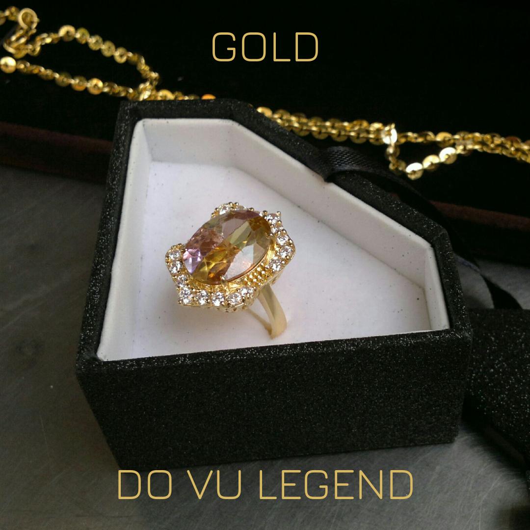 Dây chuyền, nhẫn nữ vàng 750