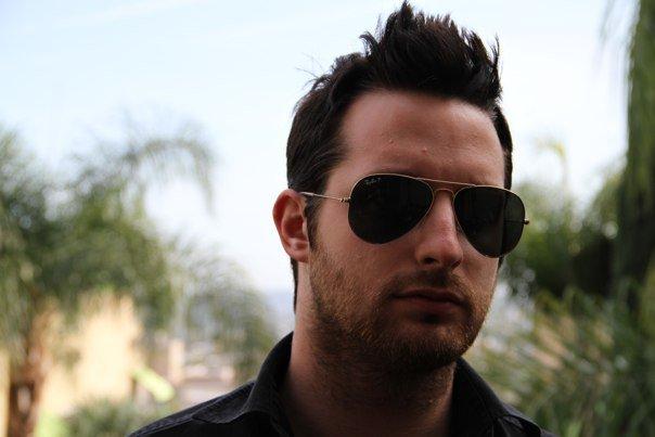 Afc Adam Lyons In Sunglasses, Afc Adam Lyons