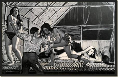 STAG - 1957 09 Sept - Mort Kunstler art bb