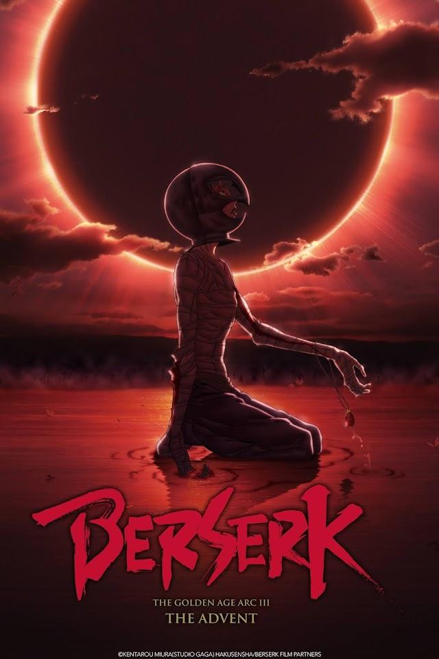 Berserk: The Golden Age Arc III – The Advent