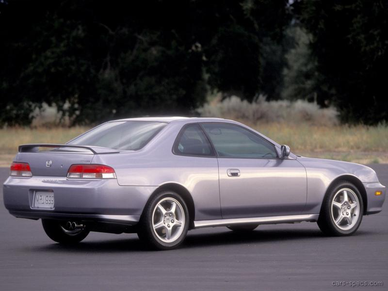 1998 Honda Prelude Type Sh Specifications Pictures Prices