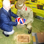 remembering the dead at War Memorial of Korea in Seoul in Seoul, Seoul Special City, South Korea