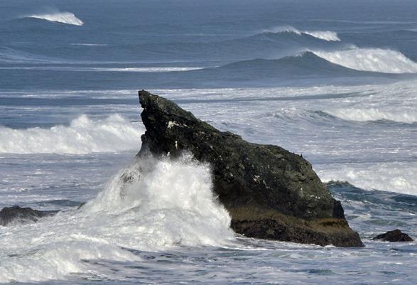 Surf on Rock
