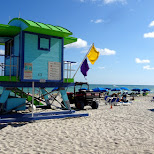 beach house at SOHO HOUSE BEACH in Miami in Miami, Florida, United States