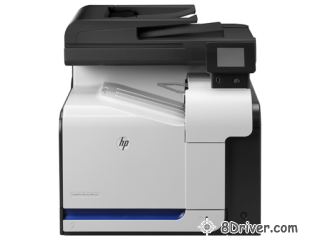 Driver HP 500 Color MFP M570 Printer – Get & install steps