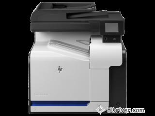 get driver HP 500 Color MFP M570 Printer