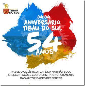 Aniversário Tibau do Sul