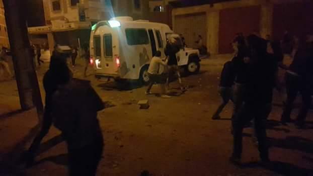 ÚLTIMA HORA: La policía marroquí asalta con extrema violencia a manifestación saharaui dejando decenas de víctimas
