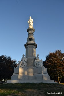 Soldier's Memorial - site of the Gettysburg Address