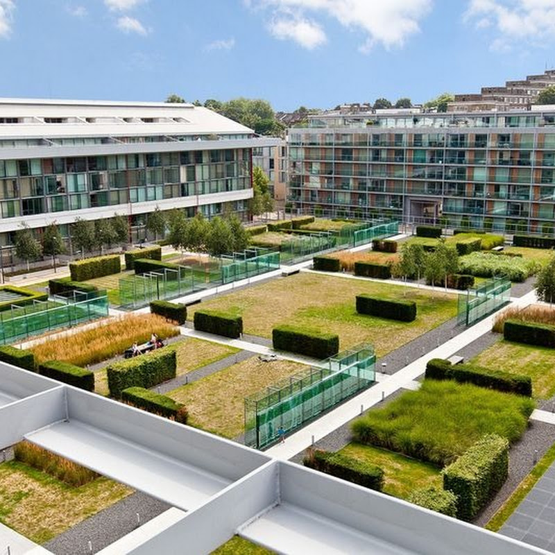 Highbury Square: A 93-Year-Old Football Stadium Converted Into Apartments