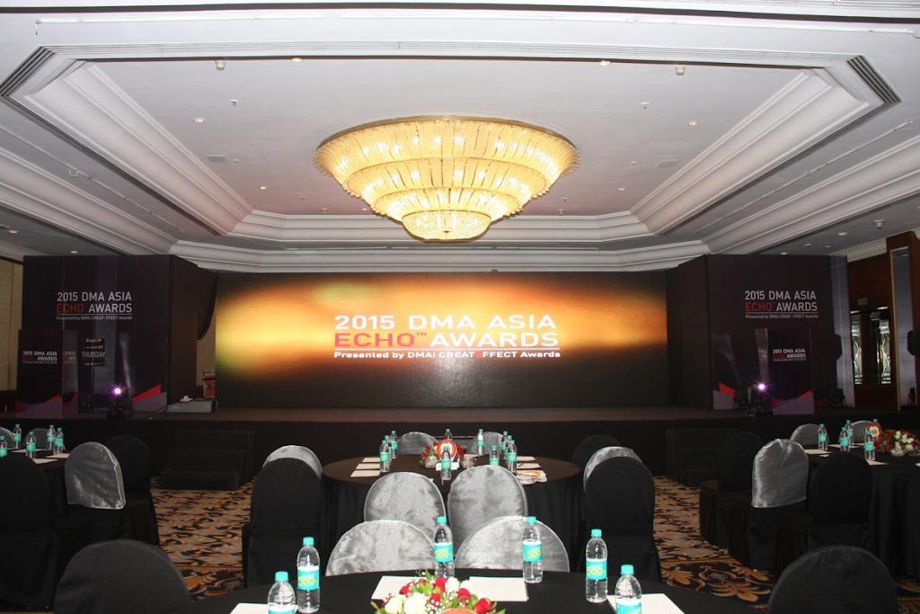 DMA Asia ECHO Awards 2015 - 2
