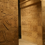 Egypte - Portes de Médamoud (règne de Ptolémée IV, vers 221-205 av. J.-C.)