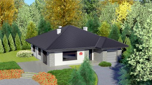 projekt Dom przy Słonecznej 3