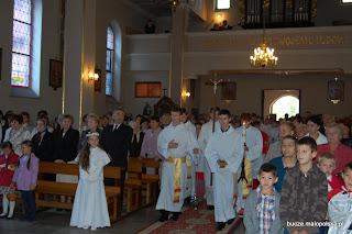 Odpust ku czci Św. Stanisława BM w parafii Bucze