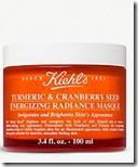 Kiehls Tumeric and Cranberry Energizing Radiance Mask