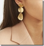 Chan Luu gold plated earrings