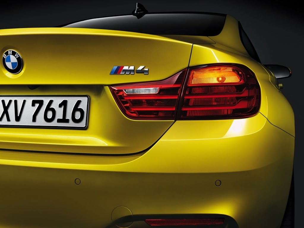 2015 BMW M4 Coupe 42